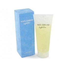 DOLCE & GABBANA LIGHT BLUE WOMEN SHOWER GEL 200ml.