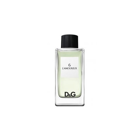 D & G Nº 6 L'AMOREUX MEN E.T. 100ml.