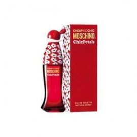 MOSCHINO CHEAP & CHIC CHIC PETALS WOMEN E.T. 30ml.