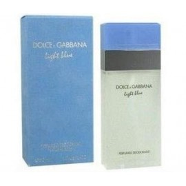 DOLCE & GABANNA LIGHT BLUE WOMEN DEO VAP. 50ml.