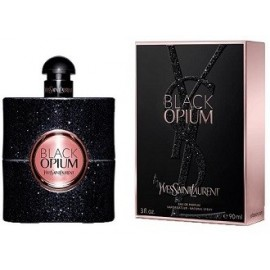 YVES SAINT LAURENT OPIUM BLACK WOMEN E.P. 90ml.