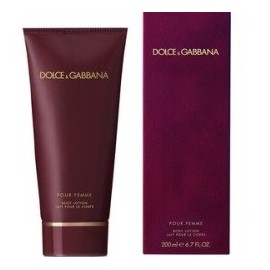 DOLCE & GABBANA WOMEN BODY LOTION 200ml.