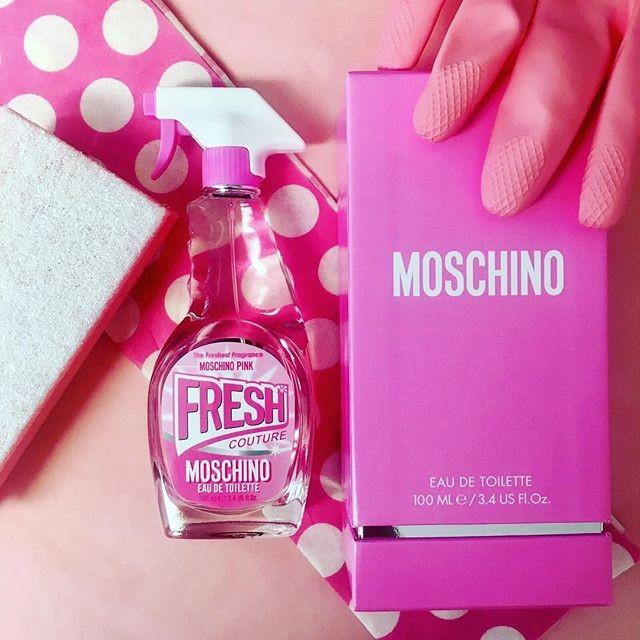 MOSCHINO PINK FRESH COUTURE WOMEN E.T. V/100ml