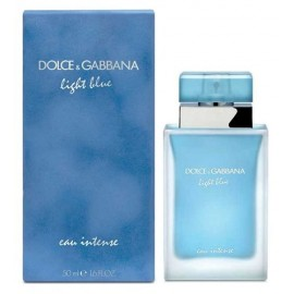 DOLCE & GAB. LIGHT BLUE EAU INTENSE WOMEN E.P. V/50ml.