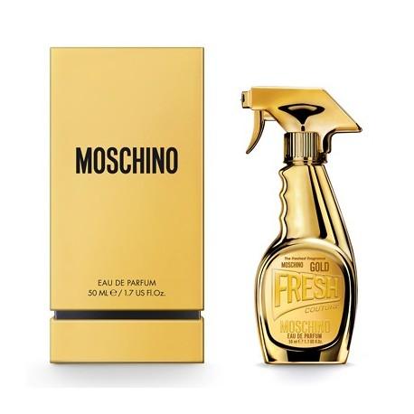 MOSCHINO GOLD FRESH COUTURE WOMEN E.T. V/50ml.