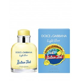DOLCE & GAB. LIGHT BLUE ITALIAN ZEST MEN E.T. V/75ml.