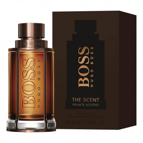 BOSS THE SCENT PRIVATE ACCORD MEN E.T. V/ 100ml.