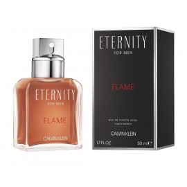 CK ETERNITY FLAME MEN E.T. 50ml.
