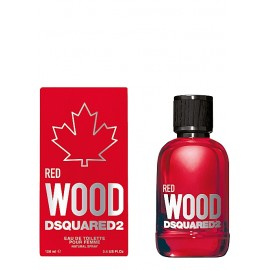 DSQUARED2 RED WOOD POUR FEMME E.T.V/100ml.