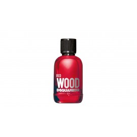 DSQUARED2 RED WOOD POUR FEMME E.T.V/50ml.